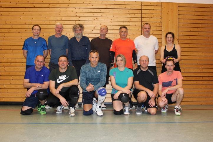 Volleyballer 06.02.2018